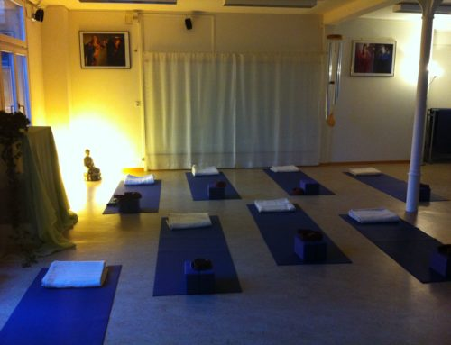 Umzug der Yogaschule nach Huttwil