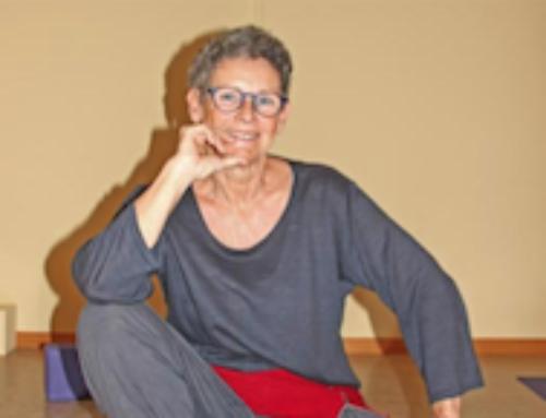 Zeitungs-Artikel übers Yogastudio in der Neuen Oltner Zeitung