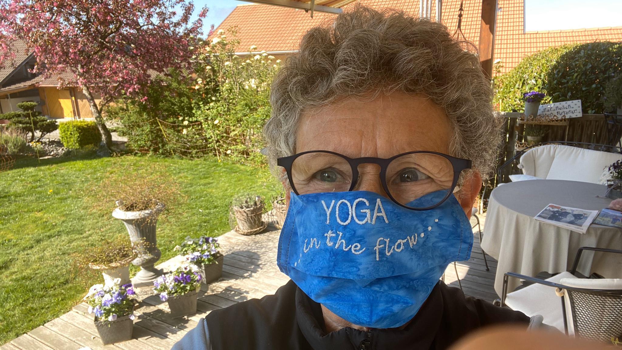 Yoga während/nach Corona